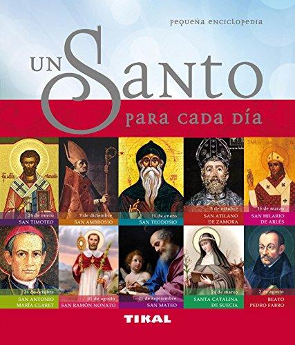 Un santo para cada día (pequeña enciclopedia) EPUB Descargar gratis!