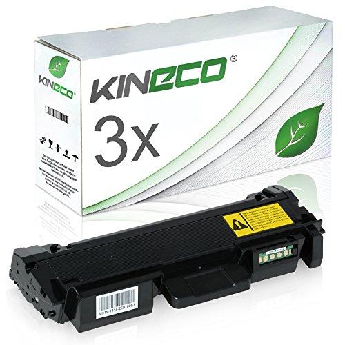 Preisvergleich Produktbild 3 Toner kompatibel zu MLT-D116L MLTD116L für Samsung Xpress M2835DW/SEE, Xpress M2825ND/SEE, Samsung Xpress M2675FN/XEC, SL-M2625, SL-M2875 - MLT-D116L/ELS - Schwarz je 3.000 Seiten