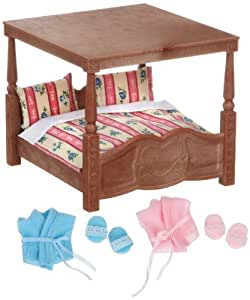 Sylvanian Families Luxury Four Poster Bed 2664