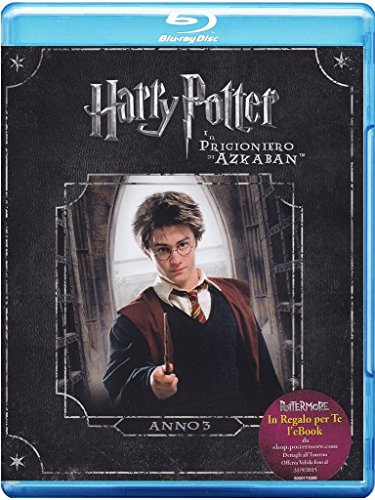 Harry potter e il prigioniero di Azkaban (+Ebook) [Blu-ray] [IT Import]