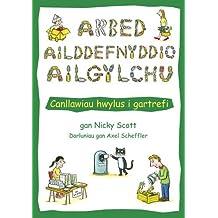 Arbed Ailddefnyddio Ailgylchu: Canllawiau Hwylus I Gartrefi