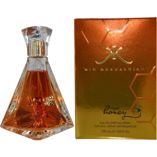 KIM KARDASHIAN PURE HONEY by Kim Kardashian EAU DE PARFUM SPRAY 3.4 OZ