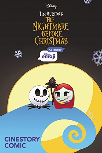 Disney The Nightmare Before Christmas: As Told by Emoji