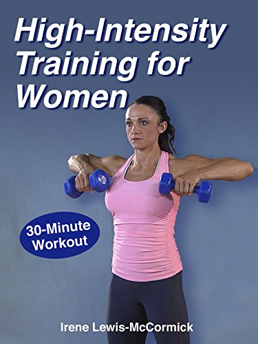 High-Intensity Training for Women: 30-Minute Workout [OV ...