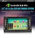"Autoradio Erisin ES4832K 6.2"" Android 9.0 GPS per KIA CARENS SORENTO SPORTAGE RONDO CERATO"