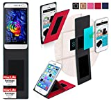 Cover for Coolpad Torino S Case | in Red | Multifunctional
