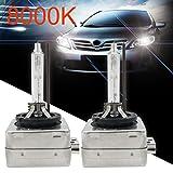 LCLrute Hohe Qualität Auto Licht D1S 35W OEM HID Xenon Scheinwerfer Lampen Lampen Ersatz für Philips oder für OSRAM (8000K)