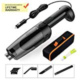 Best Car Vacs - Raniaco Car Vacuum Cleaner 12V 120W Car Hoover Review