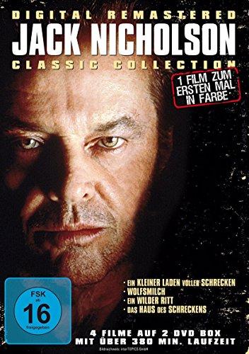 Preisvergleich Produktbild Jack Nicholson Classic Collection (2 DVDs)