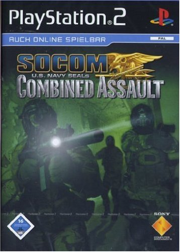 SOCOM US Navy SEALs Combined Assault