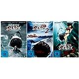 JURASSIC SHARK 1 - 3 ( plus 4 Bonusfilme, plus 3 Bonusdokumentationen) [4 DVDs]