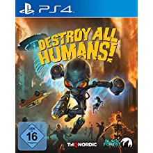 Destroy All Humans! Standard Edition - PlayStation 4 [Edizione: Germania]
