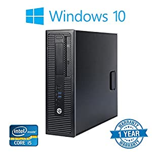 HP-EliteDesk-800-G1-SFF-Black-Desktop-PC-Intel-Quad-Core-i5-4570-320GHz-8GB-RAM-256GB-SDD-with-Windows-10-Pro-Certified-Refurbished