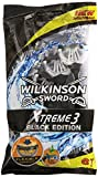 Wilkinson Xtreme 3 Black 6 Jetables
