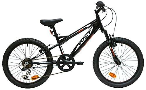 WST Btt Sniper Bicicleta Montaña, Niños