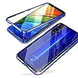 Cover per Huawei Honor 20 Pro (6,26 pollice), Jonwelsy 360 Gradi Anteriore e Posteriore Vetro...