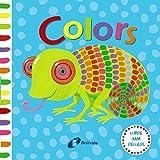 Llibre amb relleus. Colors (Catalá - A Partir De 0 Anys - Projecte De 0 A 3 Anys - Llibres Lògics)