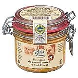 Foie gras de canard entier du Sud-Ouest REFLETS DE FRANCE le pot de 180 g