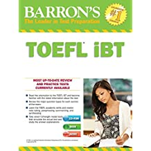 Barron's TOEFL iBTwith MP3 Audio-CD