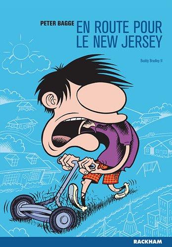 Buddy Bradley, Tome 2 : En route pour le New Jersey