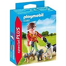 Playmobil - Mujer con perros (5380)