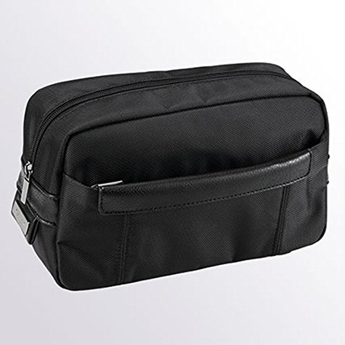 Trousse neuf 5 dn699 01-Black Polyester/Cuir Bags & More d & N/lefox