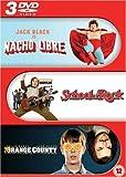 Jack Black Triple: Nacho Libre / School of Rock / Orange County [DVD]