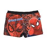 Spiderman – Boxer de bain Spiderman rouge Taille de 3 à 8 ans – 4 ans,6 ans,8 ans,3 ans