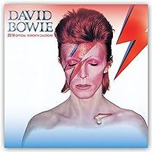 David Bowie 2018 - 18-Monatskalender: Original BrownTrout-Kalender [Mehrsprachig] [Kalender] (Wall-Kalender)