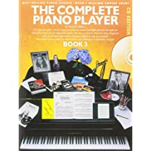 Complete Piano Player Book 3 Bk/Cd (Book & CD)