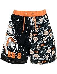 Star Wars Jungen Star Wars BB8 Badeshorts