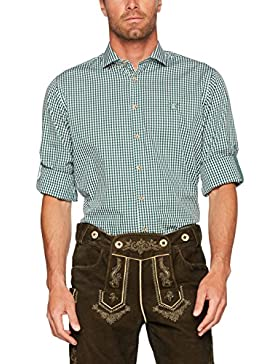 Gweih & Silk Herren Trachtenhemd