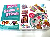 Artbox 10 In 1 Cross Stitch Game For Girls