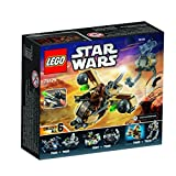 Enlarge toy image: LEGO 75129 Star Wars TM Wookiee Gunship - Multi-Coloured - school time children learning and fun