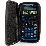 SafeCase Schutztasche für Taschenrechner von Texas Instruments, für Modell: TI 30 ECO RS