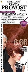 Franck Provost Coloration 6,66 Rouge Intense