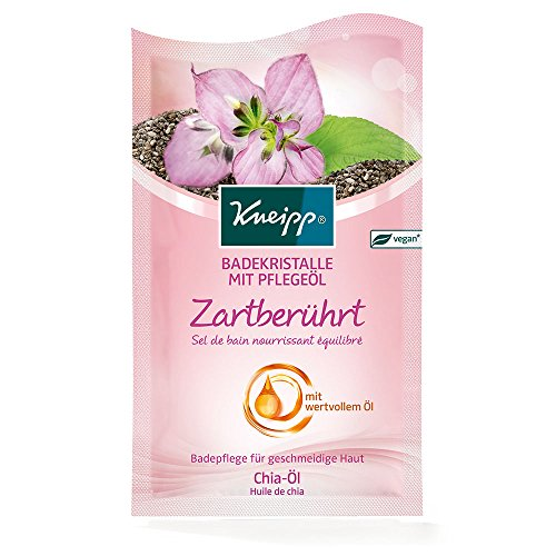 Preisvergleich Produktbild Kneipp Badepflegesalz zartberührt, 4er Pack (4 x 60 g)