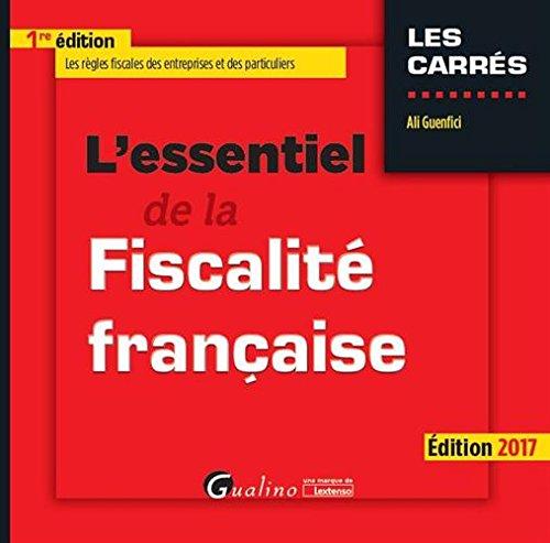 L'essentiel de la fiscalité française