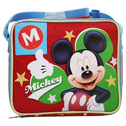 Umhängetasche Schultertaschen Lunchbox Kindergarten ()