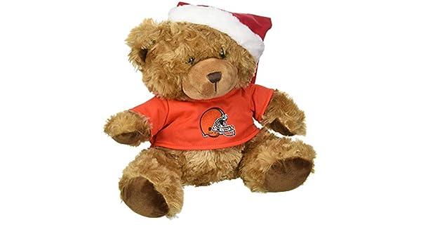 FOCO Cleveland Browns B/är mit Nikolausm/ütze