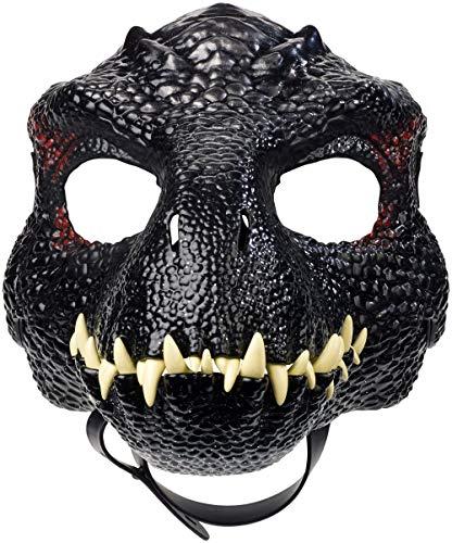 Jurassic Park Maske - Mattel FLY94 - Jurassic World Indodino