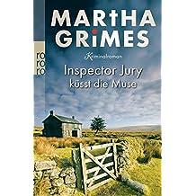 Inspector Jury küsst die Muse (Ein Fall für Inspector Jury, Band 4)