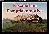 Faszination DampflokomotiveAT-Version (Wandkalender 2018 DIN A3 quer): Faszination Dampflokomotive (Monatskalender, 14 S