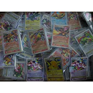 Pokemon 30 Card Pack With Lv.X Or Ex Card + Bonus Mew Card Included In Every