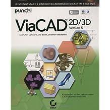 Punch! Via CAD 2D/3D
