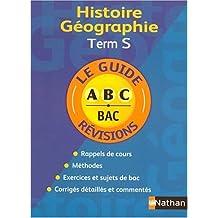 Histoire-Géographie Tle S by Sophie Le Callennec (2007-07-09)