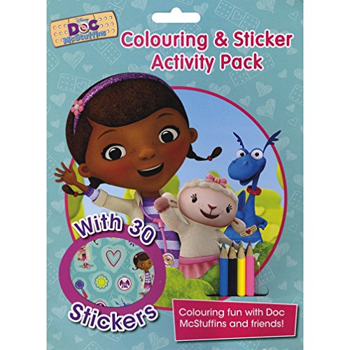 s Colouring and Sticker Activity Pack ()