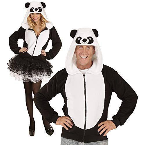 Widmann - Kapuzenjacke Panda für Erwachsene