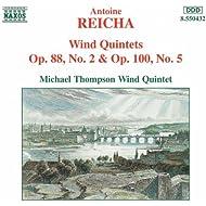 Reicha: Wind Quintets, Op. 88, No. 2 And Op. 100, No. 5