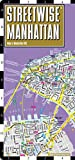 Streetwise Manhattan Map - Laminated City Center Street Map of Manhattan, New York (Michelin Streetwise Maps) [Idioma Inglés]